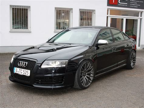 Audi A6 Tuning by Audi A6 S6 Typ 4f Tuning Von Tc Concepts Autozeitung De