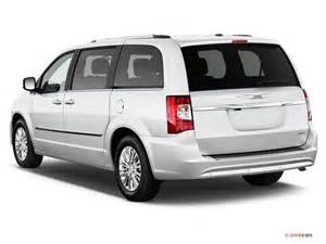 2013 Chrysler Town And Country Reliability 2013 Chrysler Town Country Pictures Angular Rear U S