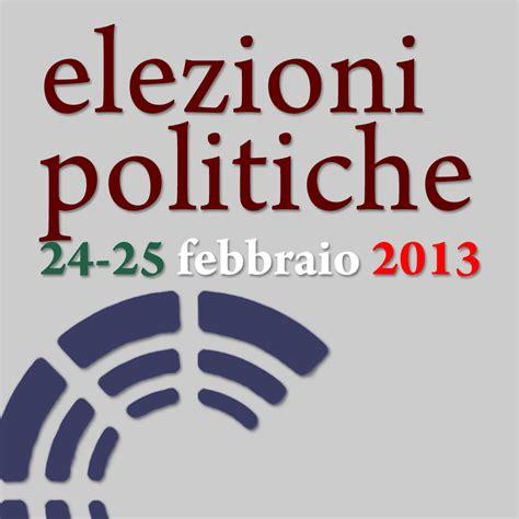 ministero interni elezioni regionali comune di jesi elezioni politiche 2013