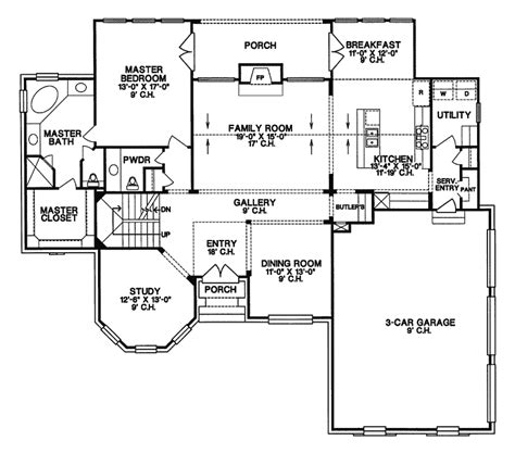 lake geneva traditional home plan 026d 0231 house plans
