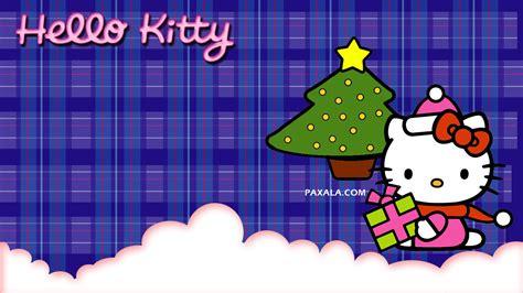 imagenes de navidad kitty wallpaper hello kitty navidad