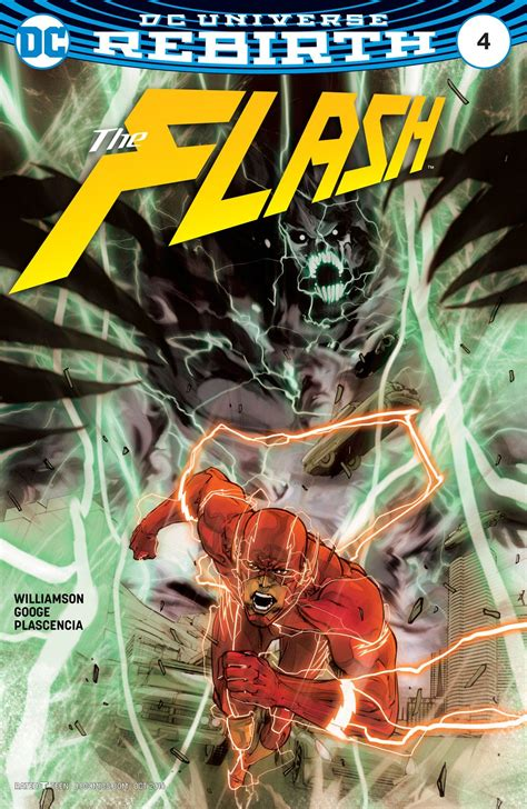 The Flash Rebirth the flash rebirth 4 review get your comic on