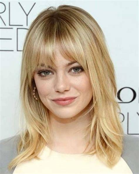 modern shoulder length hairstyles new medium length hairstyles 2016