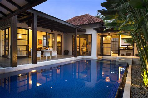 One Bedroom Pool Villa by Gallery Luxury Villa De Daun