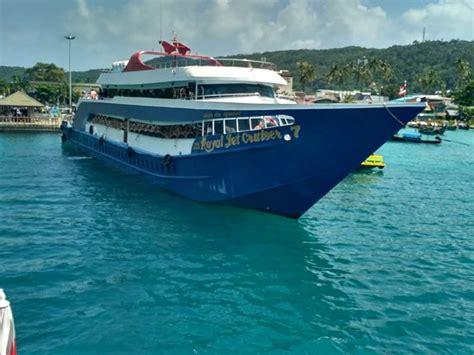 angel boat trip sea angel cruise boat picture of sea angel cruise phuket