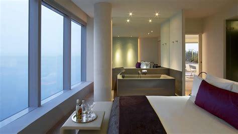 The W Hotel in Barcelona by Ricardo Bofill (22) HomeDSGN