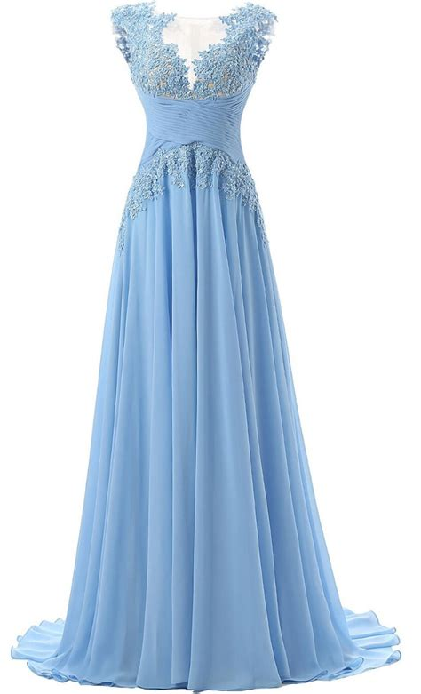 light blue dresses for 1000 ideas about light blue prom dresses on