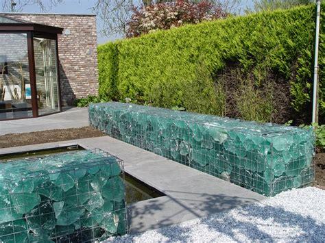 garden baskets wall gabion retaining wall ideas landscaping network
