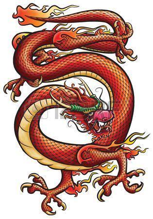 tattoo dragão oriental vermelho 1000 id 233 es sur le th 232 me dragon chinois sur pinterest
