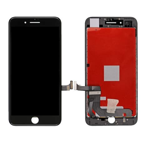buy original quality apple iphone 7 plus display and touch screen replacement black at lowest