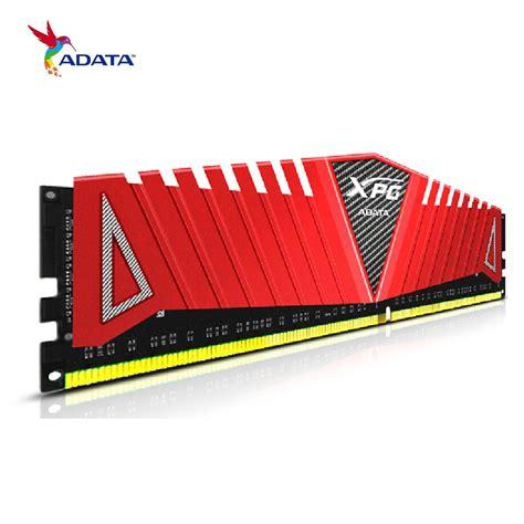 Memory Ram Ocpc Gaming 8gb Ddr4 Kit 2x4gb adata ddr4 ram xpg z1 ddr4 8gx1 dram module 2400mhz memory sticks ddr ram 8g for desktop free