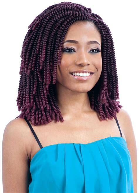 pretty latch braids hairstyles model model glance crochet braid nubi kinky twist