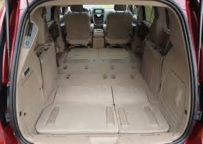 Chrysler Town And Country Cargo Dimensions 187 2014 Town Country Cargo Area Best Cars News
