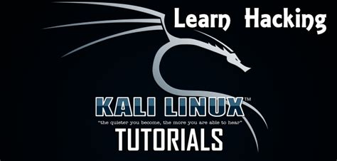 kali linux setoolkit tutorial 10 best tutorials to start learning hacking with kali linux