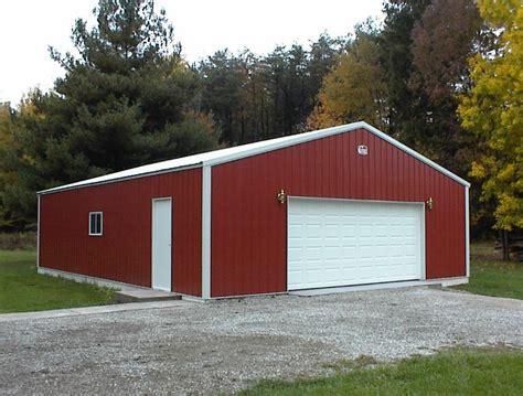 Barns Garages residential garage comer buildings