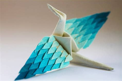 Cristian Marianciuc Creates a New Decorated Origami Paper ... A-paper