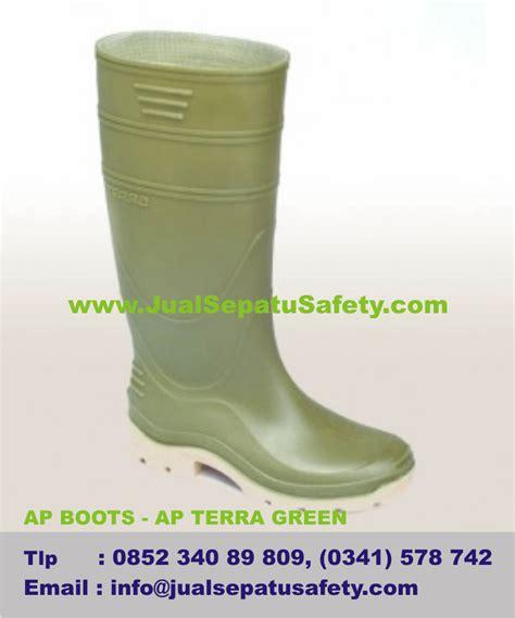 Sepatu Ap Boot Kuning sepatu proyek konstruksi jalan raya bangunan plengsengan jualsepatusafety