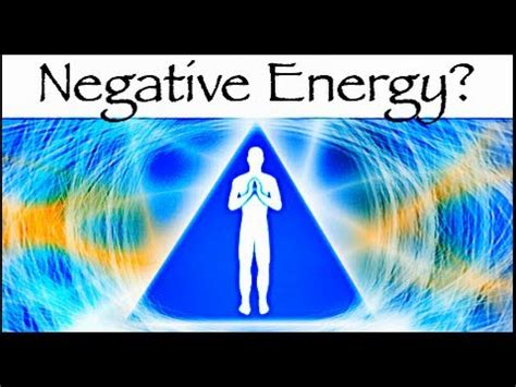 bad energy clearing negative energy and how negativity affects your