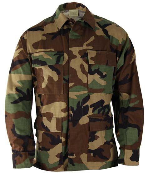 army pattern dress armygear net bdu coat genuine us military issue