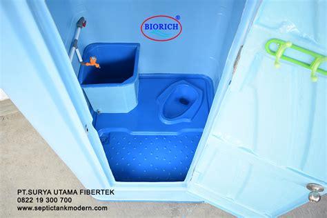 Kran Wc Duduk toilet portable biorich tipe premium a