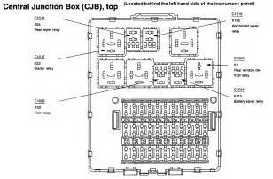 2003 Ford Focus Fuse Diagram I Need A Lay Out For A 2000 Ford Focus Fuse Panel I Bought
