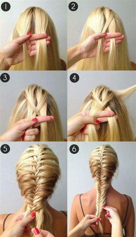 french hairstyle by own step by step easy way 25 easy braided hairstyle tutorials that anyone can master