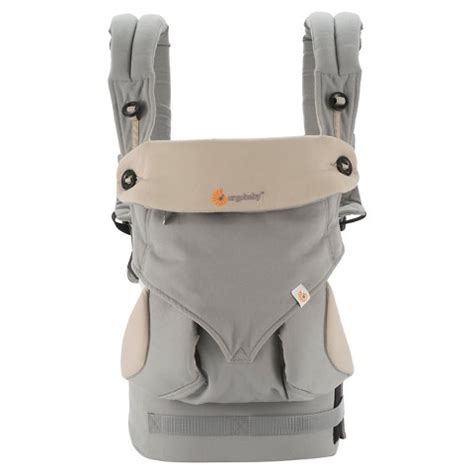Ergo Baby Four Position Green ergobaby 360 4 position baby carrier grey target