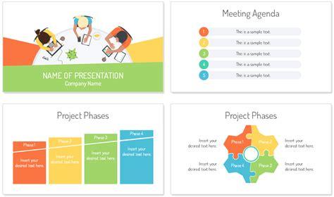 staff meeting powerpoint template presentationdeckcom
