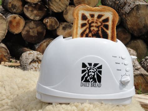 The Jesus Toaster i never did get that pope benedict bobble for
