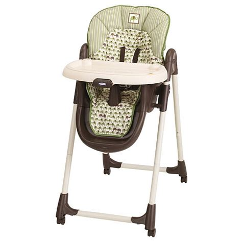 Graco High Chair Replacement Straps by High Chair Connie Bartlett