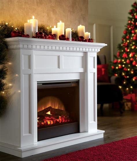 christmas tree shop electric fireplace fireplaces decorating ideas and shop now on