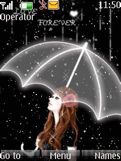 love themes wap download love in snowfalls s40 theme nokia theme mobile