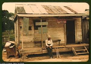 Social Security Office Natchitoches La by The South In The 1930s Remarkable Color Photographs