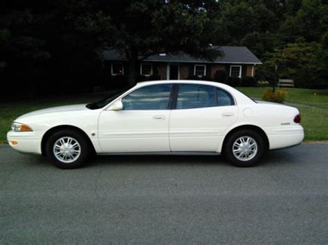 2002 buick lesabre limited purchase used 2002 buick lesabre limited sedan 4 door 3 8l
