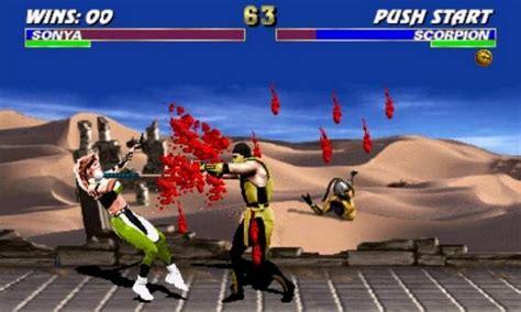 mortal combat 4 apk free mortal kombat 3 ultimate hdfull apk for android getjar