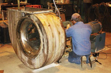 industrial fan repair services ontario mechanical llc