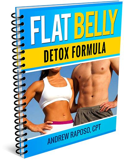 Flat Belly Overnight Detox Formula Free by Flat Belly Overnight