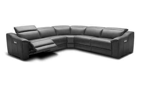 curved leather sectional advanced adjustable curved sectional sofa in leather grand