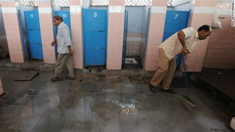 public bathrooms in india 3 years after legislation 130 000 schools for children