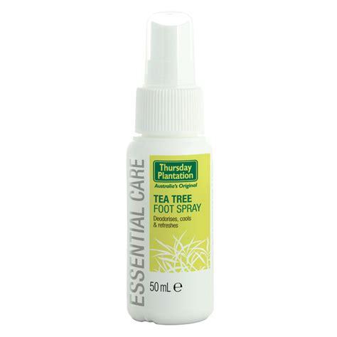 Chemist Warehouse Detox Tea by Thursday Plantation Tea Tree Foot Spray 50ml Chemist