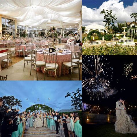 Mahogany Place Tagaytay   Cavite Garden Wedding   Cavite