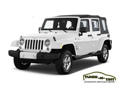 jeep wrangler tint jeep wrangler accessories 5 tunes n tint