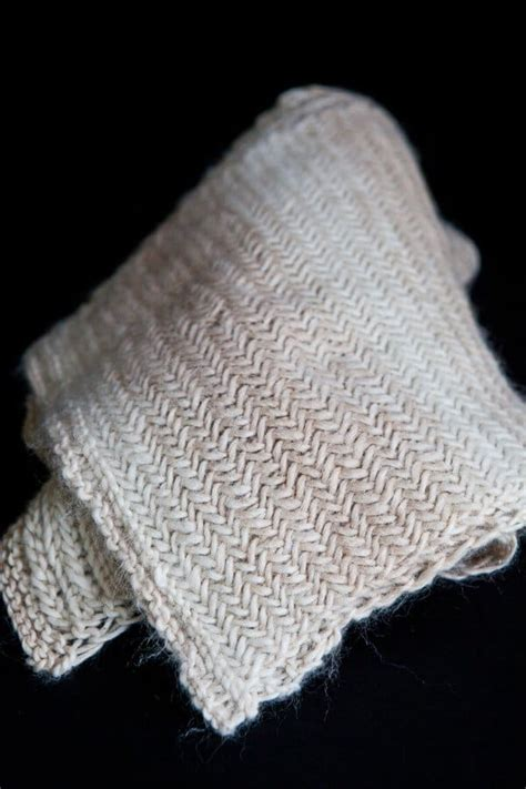 herringbone pattern in knitting 301 moved permanently