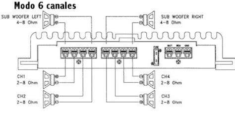 como poner un estereo de carro modo 6 canales instalaci 243 n sencilla no requiere