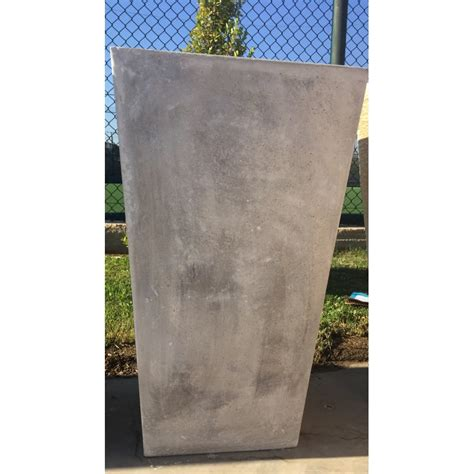 vaso in cemento vaso in cemento piccolo