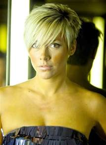 cropped hairstyles with wisps in the nape of the neck for short clippered pixie haircut short hairstyle 2013