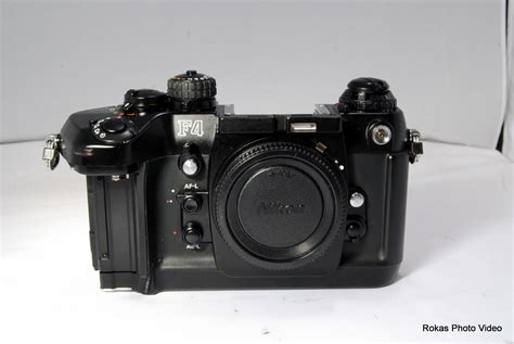 nikon slr only f4 for parts or repair broken 321956343742 ebay
