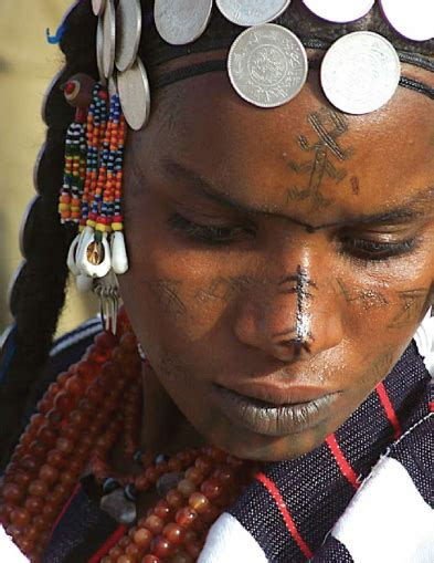 nigerian tribal tattoos folk culture
