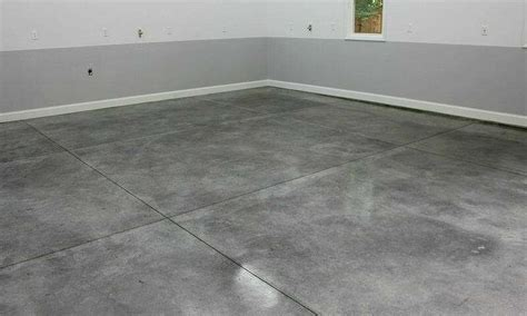 The Facts about Polished Concrete Garage Floors   All