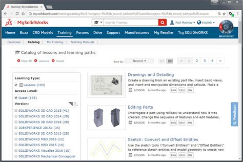 solidworks tutorial online free solidworks free trial is now available through mysolidworks